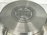 Кастрюля Edenberg EB-3724 из нержавеющей стали с крышкой 2.9 л | Кастрюля Эденберг, фото 3