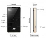 Мини Портативный Smart проектор Android P09, фото 5