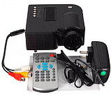 Портативний проектор UC28 WiFi, фото 9