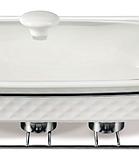 Марміт настільний керамічний MAESTRO MR-11659-73   страва з підігрівом на підставці Маестро, Маестро, фото 2