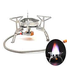 Туристическая газовая горелка Widesea WSS-502