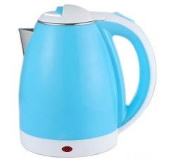 Електрочайник DOMOTEC MS-5024 2л блакитний   електричний чайник