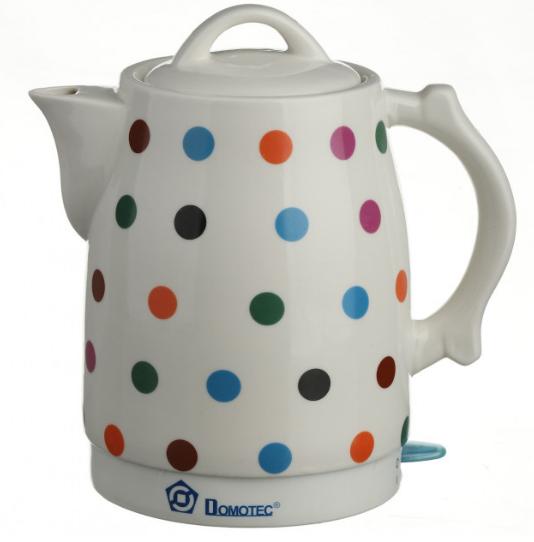 Електрочайник керамічний DOMOTEC MS-5060 | електричний чайник