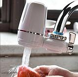Фильтр-насадка на кран для проточной воды WATER PURIFIER | Очиститель воды с керамическим фильтром, фото 3