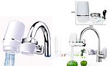 Фильтр-насадка на кран для проточной воды WATER PURIFIER | Очиститель воды с керамическим фильтром, фото 4