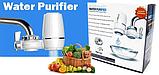 Фильтр-насадка на кран для проточной воды WATER PURIFIER | Очиститель воды с керамическим фильтром, фото 6