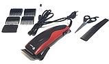 Професійна машинка для стрижки волосся Domotec MS-3304   триммер для волосся, фото 3
