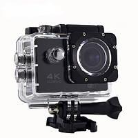 Экшн камера Action Camera SPORTS H16-6 4K WI-FI Black