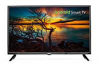 Телевизор SMART 32'' Romsat 32HSQ1920T2, телевизор 32 диагональ, телевизор для кухни, Led телевизор 32