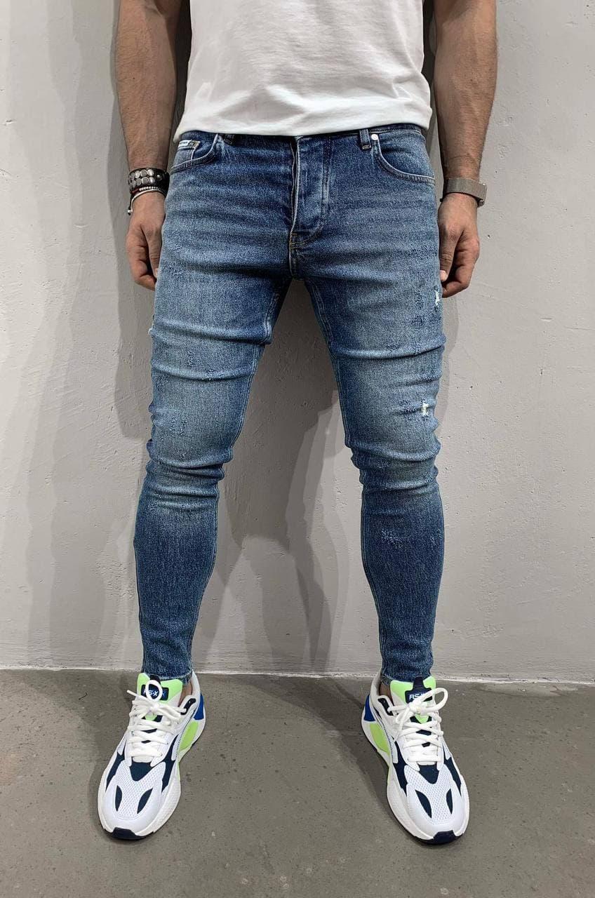 Мужские джинсы KA 7 Denim 6238-3428 blue