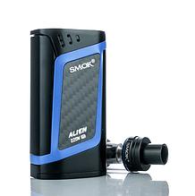 Электронная сигарета ALIEN 220W Mixed color | вейп Синяя