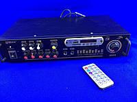 Підсилювач звуку MAX AV-102BT з виходом на 5 колонок