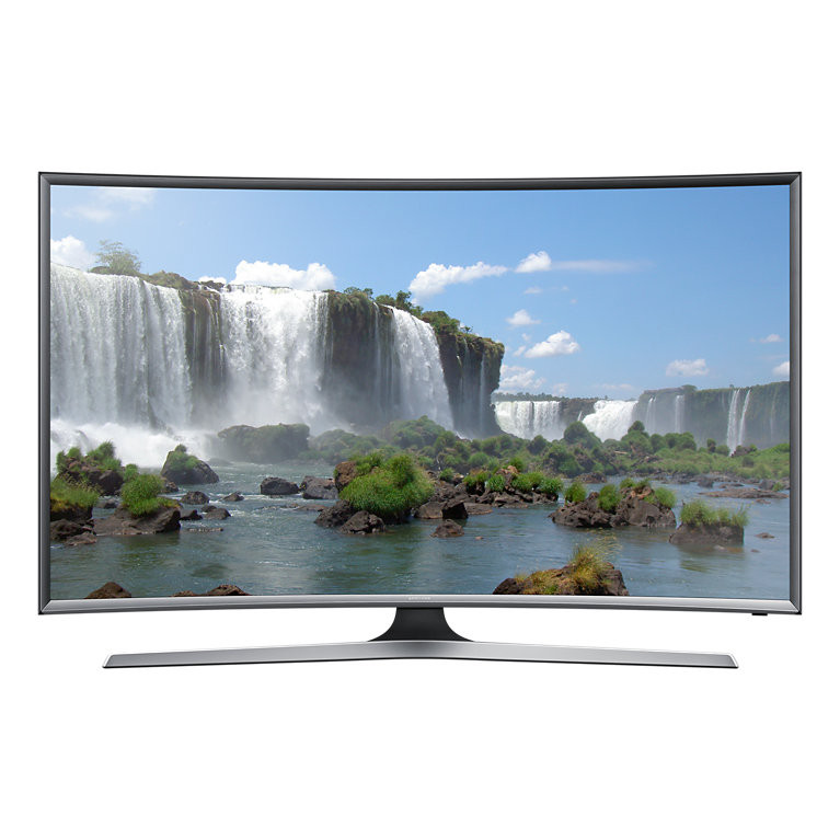 Телевизор Samsung UE48J6590 (800Гц, Full HD, Smart, Wi-Fi, изогнутый экран)