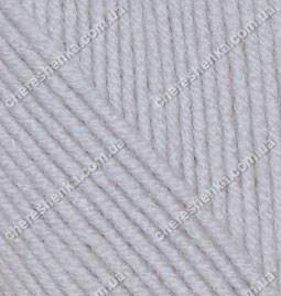 Нитки Alize Cashmira 52 светло-серый