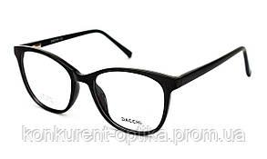 Стильные компьютерные женские очки для компьютера Dacchi 1234 Blue Blocker