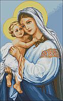 Мадонна з немовлям у вишиванці