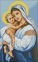 Заготівля під вишивку Мадонна з немовлям