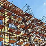 Будівельні рамні риштування комплектація 10 х 6 (м), фото 6