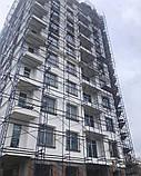 Будівельні рамні риштування комплектація 10 х 6 (м), фото 10