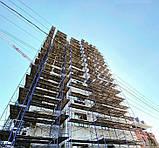 Строительные рамные леса комплектация 8 х 9 (м), фото 3