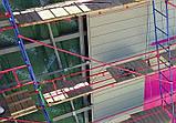 Будівельні риштування клино-хомутові комплектація 2.5 х 10.5 (м), фото 2