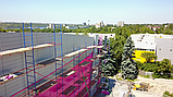 Будівельні риштування клино-хомутові комплектація 2.5 х 10.5 (м), фото 8