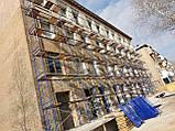 Будівельні риштування комплектація 16 х 15 (м), фото 7