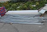 Будівельні риштування клино-хомутові комплектація 5.0 х 7.0 (м), фото 8