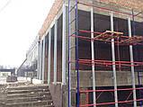 Будівельні риштування клино-хомутові комплектація 10.0 х 7.0 (м), фото 6