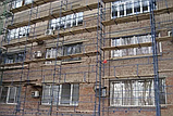Будівельні риштування клино-хомутові комплектація 10.0 х 7.0 (м), фото 8