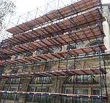 Будівельні риштування клино-хомутові комплектація 12.5 х 10.5 (м), фото 4