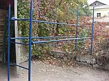 Будівельні риштування клино-хомутові комплектація 12.5 х 10.5 (м), фото 10