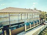 Будівельні риштування клино-хомутові комплектація 15.0 х 10.5 (м), фото 6
