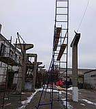 Риштування клино-хомутові клино-хомутові комплектація 2.5 х 3.5 (м), фото 8