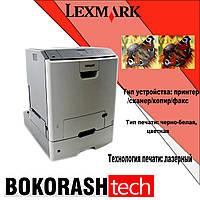 Лазерний кольоровий Принтер Lexmark c746dn (к.0900008074), фото 1