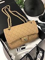 Дивовижна сумочка Шанель натуральна шкіра (репліка), фото 1