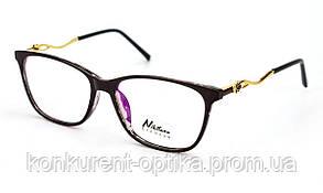 Стильные брендовые женские очки для работы за компьютером Nikitana 1858 Blue Blocker