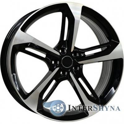 Литые диски Replica Audi CT1384 8.5x18 5x112 ET39 DIA66.6 BMF, фото 2