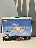 Квадрокоптер X 5 SW с КАМЕРОЙ + wi-fi, фото 8