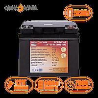 Аккумулятор для ибп железо-фосфатный LP LiFePo-4 12 V - 60 Ah (BMS 50A) пластиковый корпус