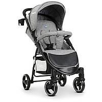 Візок дитячий М 3409L FAVORIT Gray універсальний, колеса 4 шт., сірий.