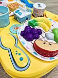Интерактивный столик-cортер Волшебая Кухня M 4477, фото 5