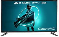 Телевизор 39'' OzoneHD 39HQ92T2, телевизор 39 диагональ, телевизор для кухни, Led телевизор 39