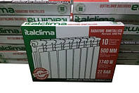 Биметаллический радиатор отопления ITALCLIMA FERRUM 96*500 BM (Италия)