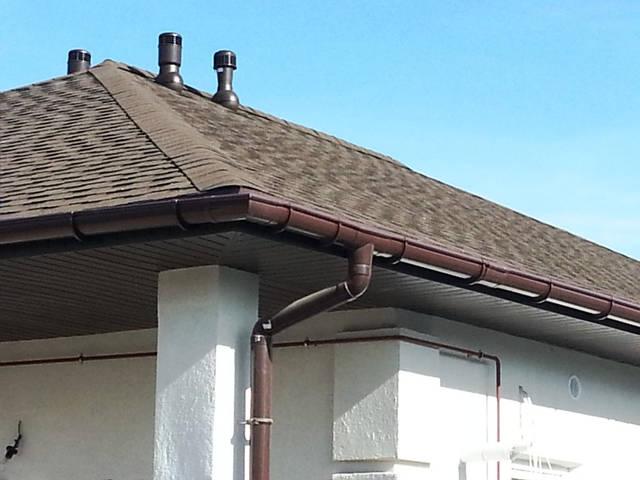 Принудительная вентиляция дома (вентилятор для каркасного дома).
