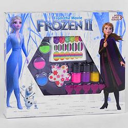 Детский маникюрный набор Холодное сердце 2 Frozen II детская косметика