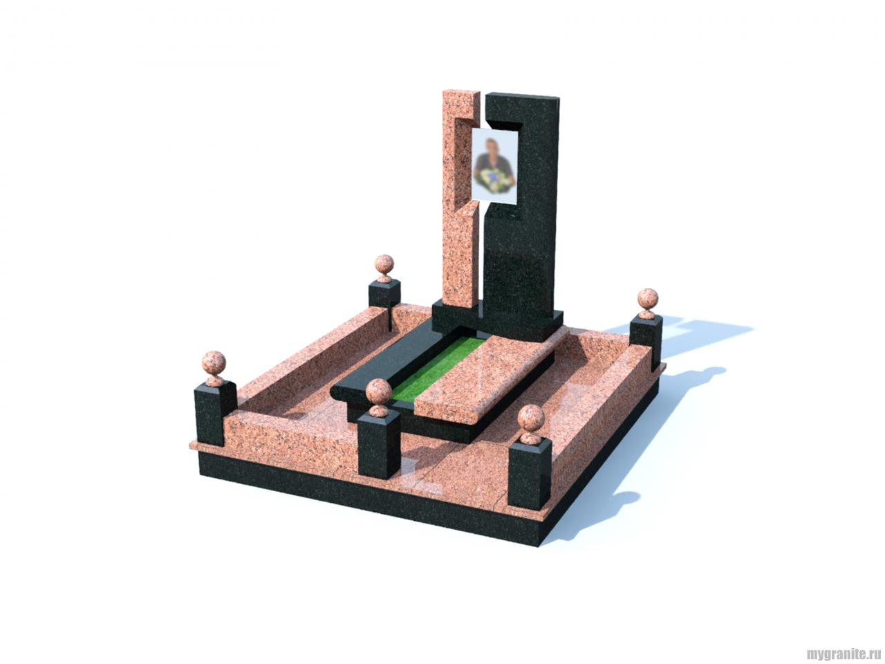 Мемориальный комплекс КО-08