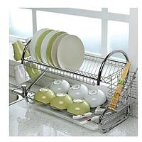 Стойка для хранения посуды kitchen storage rack Сушилка для посуды Стойка для хранения посуды