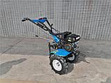 Мотоблок ДТЗ 470 БН (бензин, 7 л.с., передачи 3/1, колеса 4,00-8), фото 3