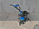 Мотоблок ДТЗ 470 БН (бензин, 7 л.с., передачи 3/1, колеса 4,00-8), фото 4